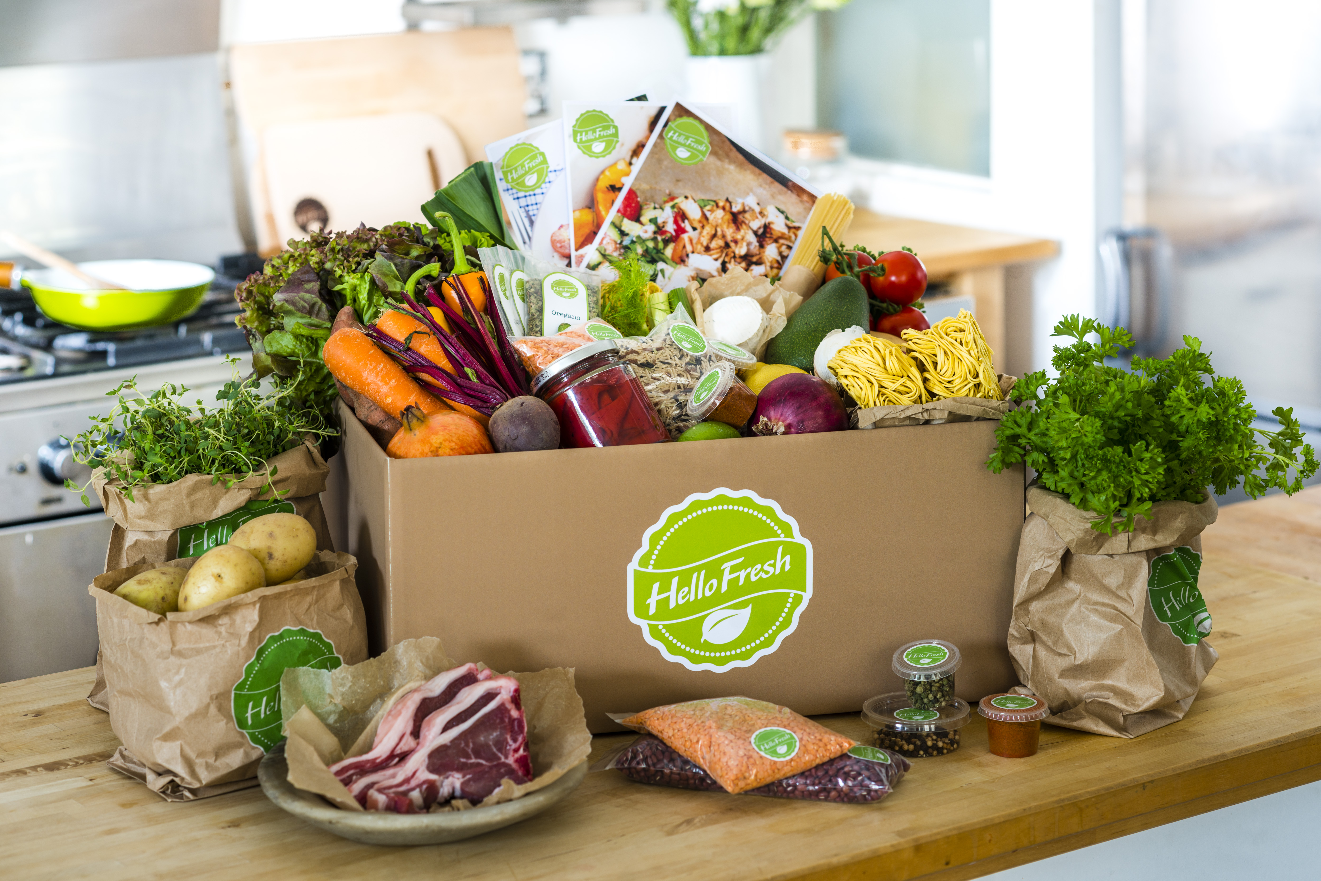 Where Is Hellofresh Available